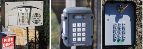 Automatic Gate Access Controls